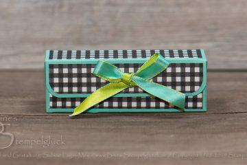 Diagonale Klappbox Schmetterlingsvielfalt – Basteln mit Stampin' Up! Produkten