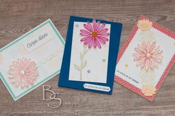 Grußkarte Gänseblümchenglück, Neue Produkte