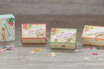 "Kleine Box ""Märchenhaftes Mosaik"""