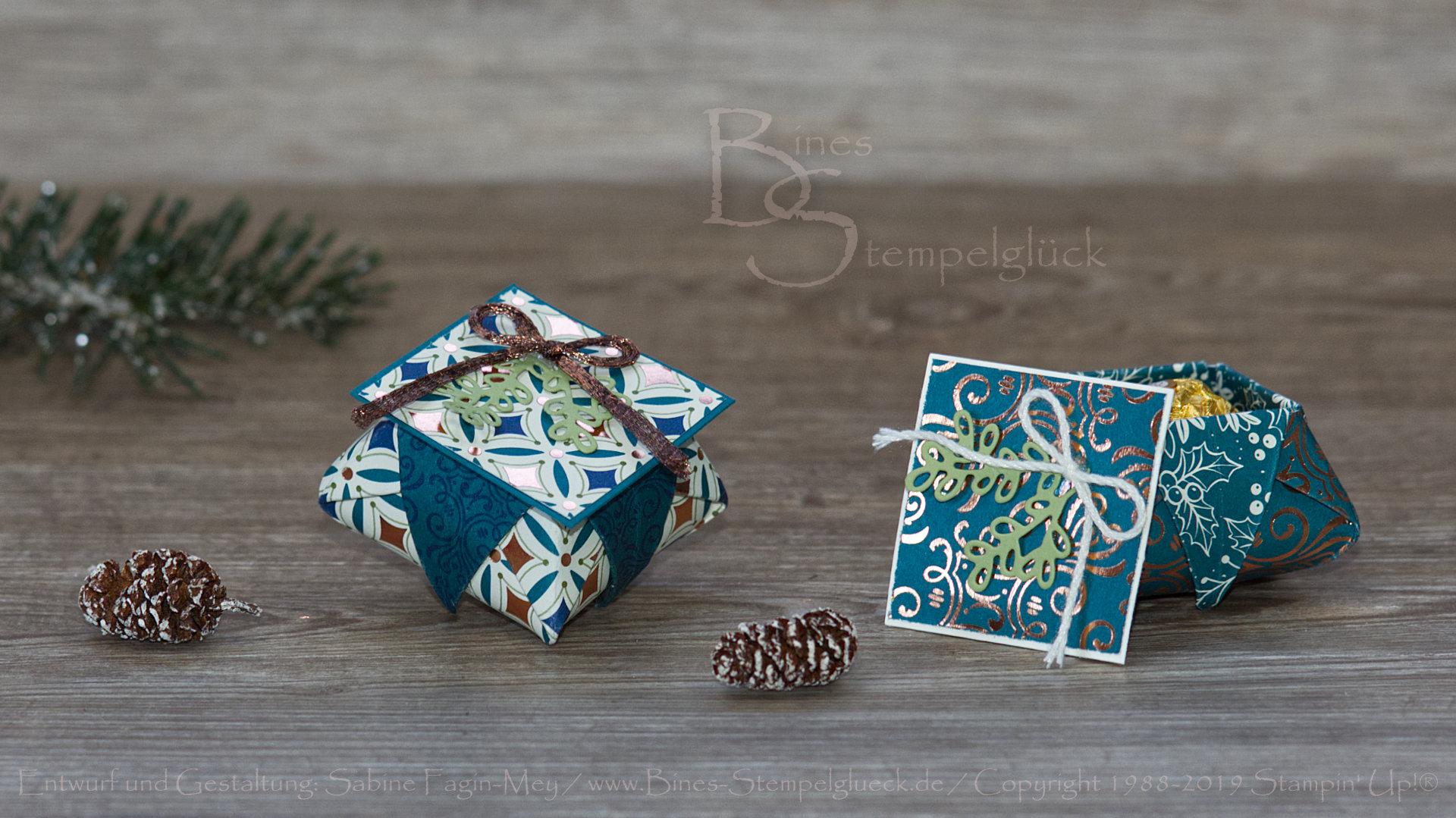 DIY Origami Box with a Printable | Origami box, Paper box diy ... | 1079x1920