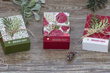 """Box """"Wunderbare Weihnachtszeit"""" mit Stampin' Up!"""