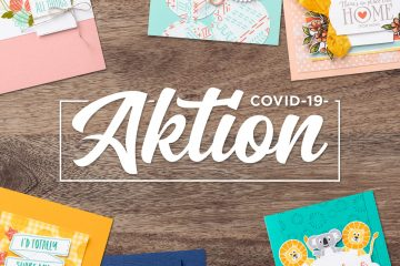 Covid-19-Aktion von Stampin' Up!