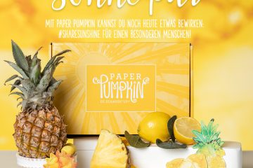 "Paper Pumpkin-Set ""Sonne Pur"" von Stampin' Up!"