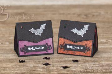 """Halloween Goodie """"Magische Nacht"""" mit Stampin' Up!"""