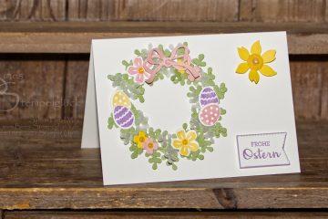 Grußkarte zu Ostern mit Stampin' Up!