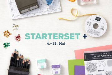 Starterset +mit Stampin' Up!