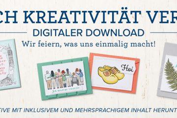 Durch Kreativität vereint - Stampin' Up!